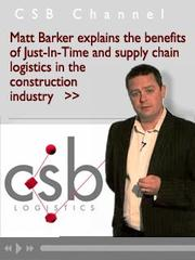 Construction storage | logistics consultants uk
